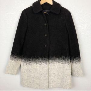 Zara | Ombré Wool Like Coat